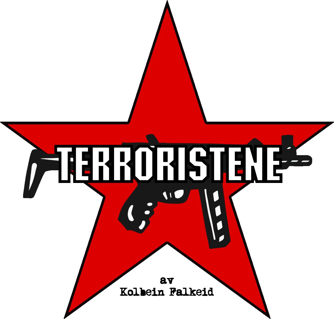 «Terroristene» av Kolbein Falkeid
