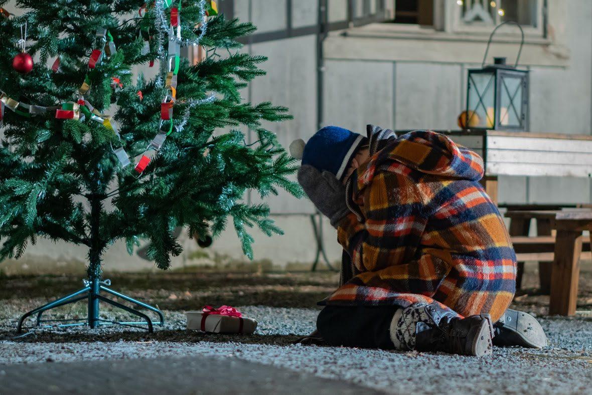 Jul på Wøyen